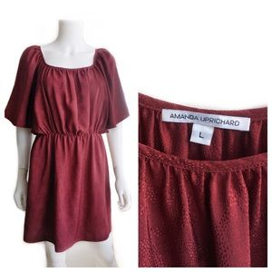 Amanda Uprichard Silk Dress Size L